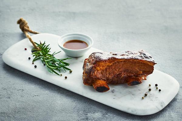 BBQ Ribs di Manzo | Delicatesse