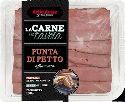 Pastrami La Carne in Tavola