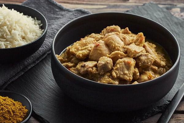 COTTI SOTTOVUOTO Pollo al Curry | Delicatesse